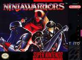 Ninja Warriors, The (Super Nintendo)